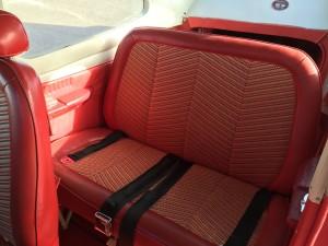 4BN Back Seat